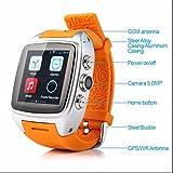 Podomètre Fitness Tracker,GPS Smart Bracelet Moniteur de Fréquence Compteur de Calories Bracelet Connecté Smartwatch pour Smartphone Android