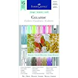Faber-Castell Gelatos Colors Kit - Metallics by Faber-Castell