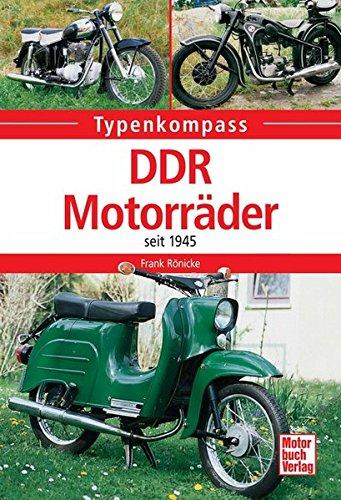 DDR-Motorräder: seit 1945