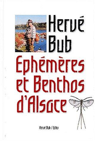 Ephémères et Benthos d'Alsace par Hervé Bub