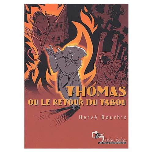 Thomas ou le retour du tabou - Prix René Goscinny 2003