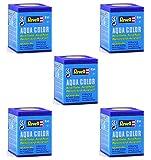Revell 5 18ml Aqua Color Peintures pour Maquettes - On peut choisir les couleurs