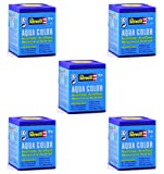 Revell Aqua Color Farben - 5 Töpfchen a 18ml - Farbauswahl per Mail