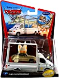 DISNEY PIXAR CARS 2 - DELUXE SERIES / OVERSIZED - The Popemobile # 9 - Véhicule Miniature - Voiture