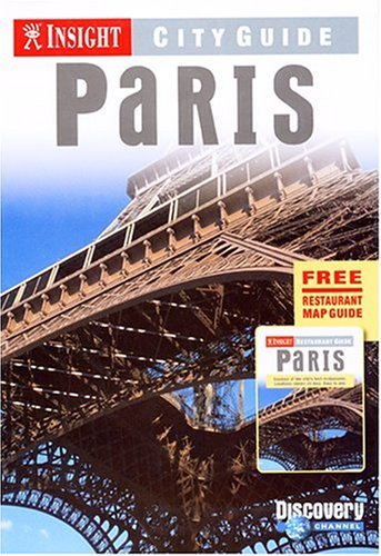 Paris Insight City Guide (Insight City Guides) by Brian Bell (2004-08-27)