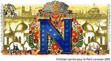 Le Petit Larousse illustré 2005, 100e édition