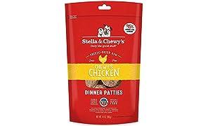 Stella & Chewy da Coniglio Cena Cibo per Cani, 425,2Gram