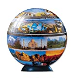 Ravensburger Puzzleball - Around the World (540 pieces)