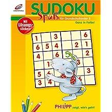 Sudoku Spaß für Grundschulkinder 2: Philipp zeigt wie's geht!