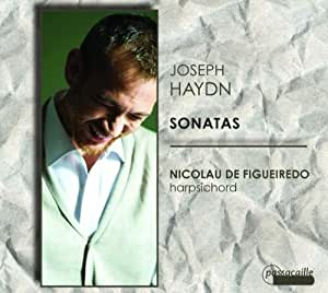 Haydn : Sonates pour clavecin. Figueiredo.