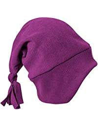 GALLUX Kinder Zipfelmütze aus Fleece für Mädchen und Jungen warme Fleecemütze