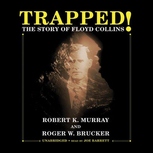 Trapped!  Audiolibri