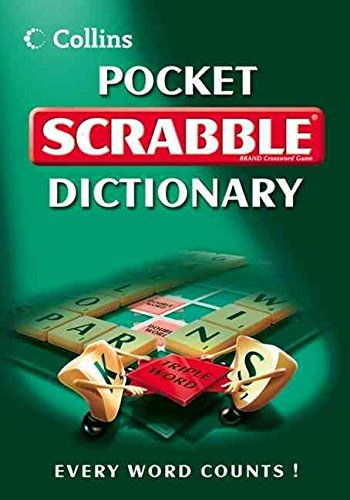 [(Collins Pocket Scrabble Dictionary)] [By (author) Collins Dictionaries] published on (June, 2008)