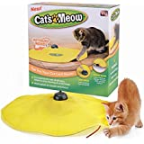 Mixse Cat's Meow Undercover Mouse Interactive Toy for Indoor Cats Kitten Accessories