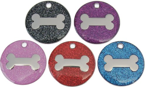 coloured-glitter-id-tag-with-bone-for-dogs-red-idnick57-