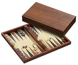 Philos 1133 - Backgammon Andros, medium, Kassette, Magnetverschluss