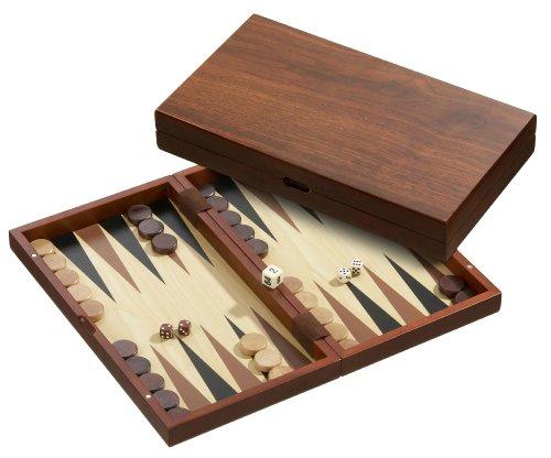 Philos-Spiele - Backgammon, para 2 jugadores (Philos 4014156011335) [Importado]