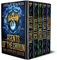 Agents of the Crown (The Complete Series: Books 1-5): An epic fantasy boxed set (English Edition)