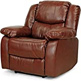 Royal Oak Ultra Motorised Single Seater Recliner (Brown)