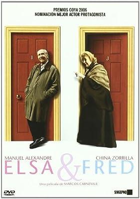 Elsa and Fred ( Elsa y Fred ) [DVD] by Manuel Alexandre