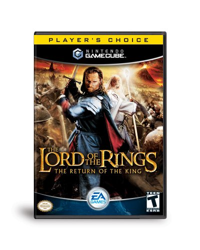 Click for larger image of Lord of the Rings: Return of the King / Game