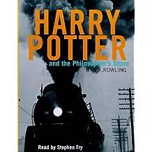 Harry Potter and the Philosopher's Stone - Adult Edition (Unabridged 6 Audio Cassette Set) [Audiobook] (Audio Cassette)