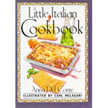 A Little Italian Cook Book (International little cookbooks)
