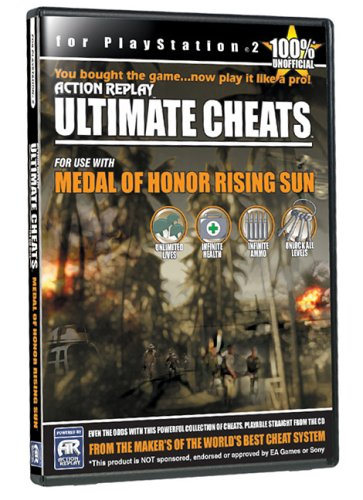 Medal of Honor: Rising Sun Ultimate Cheat Disc (PS2) [Importación Inglesa]