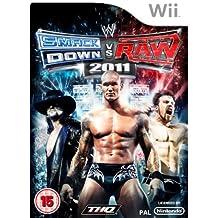 WWE Smackdown vs Raw 2011 (Wii) [Importación Inglesa]