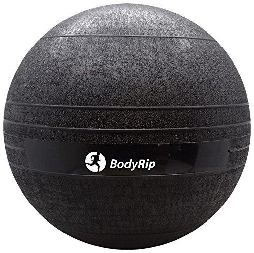 BodyRip - Palla per esercizi fitness e boxing, colore: nero, 10 kg