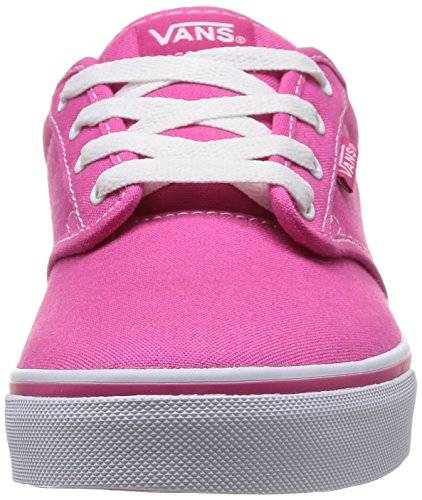 Vans ATWOOD Mädchen Sneakers Pink ((Canvas)Magenta 8IX)