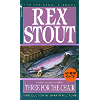 Three for the Chair (A Nero Wolfe Mystery Book 28) (English Edition)