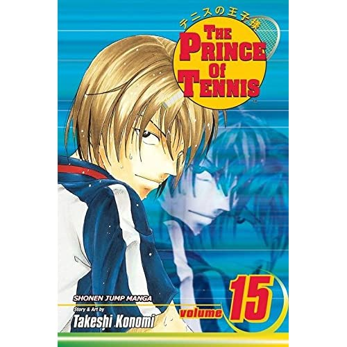 [The Prince of Tennis: v. 15] (By (author) Takeshi Konomi) [published: June, 2009]