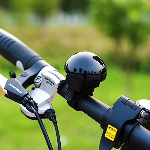 Moppi Équitation vélo vélo vélo cloche corne électronique VTT champignons de Bell Bell vélo Accessoire