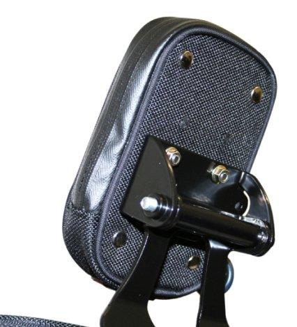 SW-Motech BCK.GPS.00.010.100 Navi-Halter für EVO Tankrucksäcke (Micro), Schwarz
