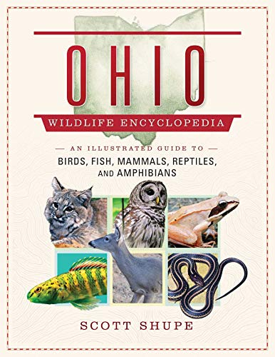 The Ohio Wildlife Encyclopedia: An Illustrated Guide to Birds, Fish, Mammals, Reptiles, and Amphibians (English Edition)