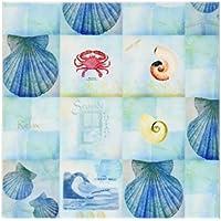 3DROSE CST _ 79384_ 3Aqua Beach Seashell