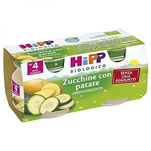 Omogeneizzato Hipp Zucchine con Patate