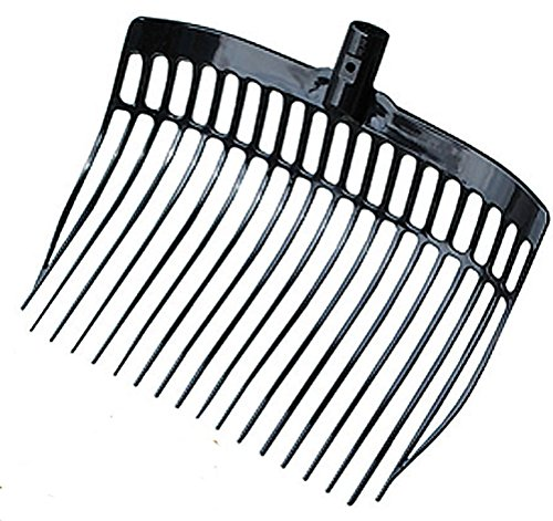 Bollengabel extra leicht fast unzerbrechlich flexible TOP Produkt stabil | Dunggabel | Mistgabel | Pferdedunggabel | Mist Forke -