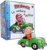 Coffret P'tit garçon - La voiture d'Arthur : Le livre + la voiture d'Arthur