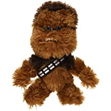 Star wars - Peluche Chewbacca, El despertar de la Fuerza, 17 cm (Famosa 760013300)