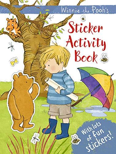 Winnie-the-Pooh's Sticker Activity Book por DISNEY PUBLISHING WORLDWIDE