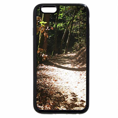 iPhone 6S / iPhone 6 Case (Black) Sunny Trail