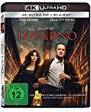 Inferno [4K Ultra HD Blu-ray] -