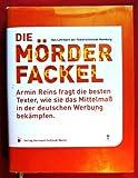 Die Mörderfackel Das Lehrbuch der Texterschmiede Hamburg.