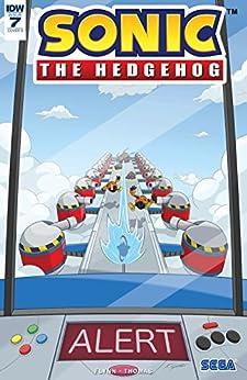 Sonic The Hedgehog (2018-) #7 (English Edition) par [Flynn, Ian]