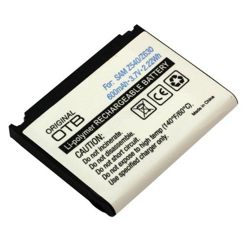 OTB Akku kompatibel zu Samsung SGH-Z540 / SGH-Z630 / Giorgio Armani Li-Polymer