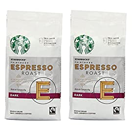 Starbucks Espresso Blend Whole Coffee Beans 200 g