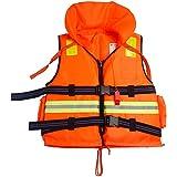 BSTQC Reddingsvest voor kinderen en volwassenen met noodfluitje, sport drifting boot vissen reddingsvest reddingsvest
