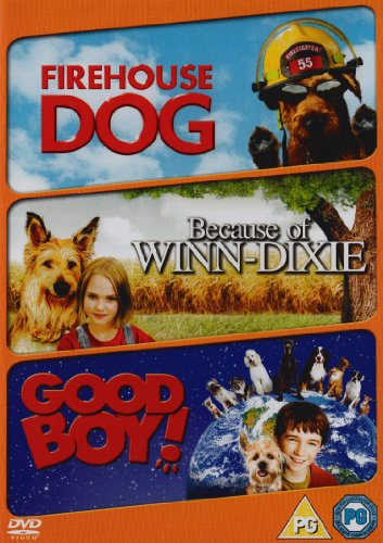 family-triple-firehouse-dog-because-of-winn-dixie-good-boy-dvd